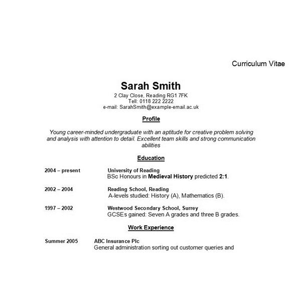 what is the difference between cv and resume quora. cv vs resume ...