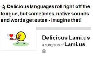 Delicious Lami.us